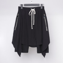 Casual pants Others Fashion City black M,L,XL Ninth pants Other leisure easy