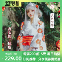 Cosplay women's wear suit goods in stock Over 14 years old comic Heshun family Japan a gentle wind