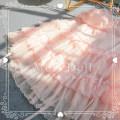 skirt Autumn of 2019 S, M The white spot, pink spot, if grass spot, generate spot, black spot, red spot