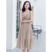 Dress Summer 2021 Decor S,M,L,XL A7L1028193B