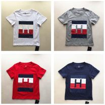 T-shirt Other / other neutral summer Short sleeve Crew neck leisure time No model cotton letter 2, 3, 4, 5, 6, 7, 8, 9, 10 years old