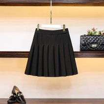 Women's large Spring 2021 black Large XL, large XXL, large XXL, large XXXXL, large L, large M skirt singleton  Sweet Self cultivation moderate have cash less than that is registered in the accounts Three dimensional cutting Other / other 18-24 years old 51% (inclusive) - 70% (inclusive) Short skirt