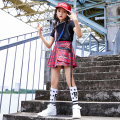 Children's performance clothes Top Skirt Top + skirt top + skirt + hat top + skirt + HAT + socks female 110cm 120cm 130cm 140cm 150cm 160cm 170cm Starbuck Class B XBZ19103 other Summer of 2019