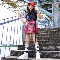 Children's performance clothes Top Skirt Top + skirt top + skirt + hat top + skirt + HAT + socks female 110cm 120cm 130cm 140cm 150cm 160cm 170cm Starbuck Class B XBZ19103 other Summer of 2019