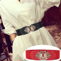 Belt / belt / chain Pu (artificial leather) Black, red, white, sapphire, brown female Waistband Versatile Single loop Youth, youth, middle age a hook Diamond inlay Embossing 6cm alloy Bare, inlaid, carved, frosted, Rhinestone, candy color, elastic Other / other Jewel belt 75cm,85cm,62cm,95cm