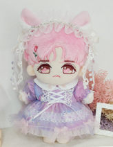 Doll / accessories Over 14 years old parts DIY China 20CM Two piece headdress Skirt Set Over 14 years old nothing