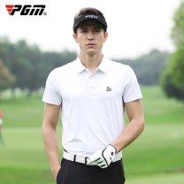 Golf apparel Yf234 men's short sleeve M,L,XL,XXL male PGM t-shirt  YF234