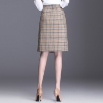 skirt Spring 2020 2XL 3XL 4XL m waist 2 / 27 1 / 28 2 / 29 lattice Mid length dress Versatile High waist A-line skirt lattice Type A HB12010460 More than 95% Peter cat other Other 100.00% Pure e-commerce (online only)