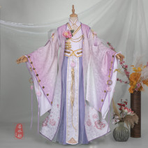 Cosplay men's wear suit Customized Tagkita / she and others Over 14 years old Snow soup Animation, games S,M,L,XL Ancient style