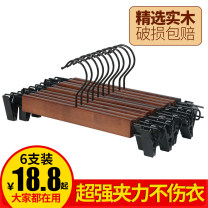Pants rack 6, 10, 20, 30, 50 Organize / store HM002 Hengman (storage and finishing) yes Wardrobe / cloakroom public Nordic style 44.5cm 38cm Solid color