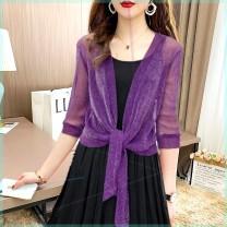 Lace / Chiffon Spring 2021 Purple [middle sleeve] - ET, green [middle sleeve] - UG, rose red [middle sleeve] - PMK, red [middle sleeve] - rowj, coffee [middle sleeve] - WNZ, white [middle sleeve] - zbmo, black [middle sleeve] - of, gray [middle sleeve] - EQ, chiffon white [middle sleeve] - AU easy