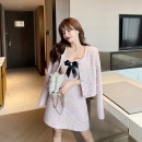 Fashion suit Autumn 2020 S,M,L Figure color [in stock] 18-25 years old polyester fiber