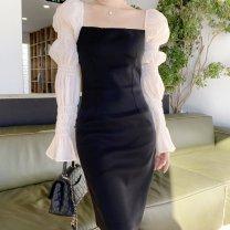 Cosplay women's wear jacket goods in stock Over 14 years old Black, underwear original S,M,L