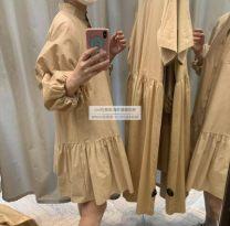 Dress Summer 2020 Black, beige, light blue XS,S,M,L