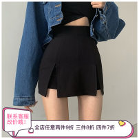 Casual pants black S,M,L Summer 2021 shorts Straight pants High waist commute routine 96% and above other Korean version Collage cotton