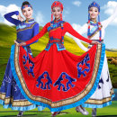 National costume / stage costume Summer of 2019 Red headdress a red headdress B white headdress a white headdress B blue headdress a blue headdress B S m other sizes L XL XXL XXL large XXXL LQFS-6-21 Beautiful wife Other 100% Pure e-commerce (online only)