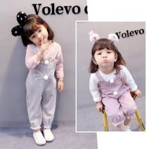 trousers Other / other female The recommended height is 60-78cm, 78-88cm, 88-95cm and 95-105cm spring and autumn trousers leisure time There are models in the real shooting rompers Open crotch Other 100% QK47 3 months