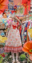 Dress Summer 2021 All cotton cloth in stock S, M