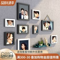Photo wall Multi frame solid wood Simple and modern 1m (including) - 3M (excluding)