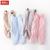 trousers NGGGN neutral 80cm,90cm Khaki, light pink, light grey, light blue winter trousers Korean version rompers other N667T85633