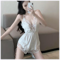 Pajamas / housewear set female Other / other Average size Graph color other camisole sexy Leisure home summer Thin money shorts youth More than 95%
