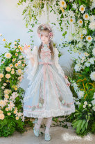 Lolita / soft girl / dress Elpress L Unlimited season, winter, summer, spring, spring and autumn goods in stock Lolita