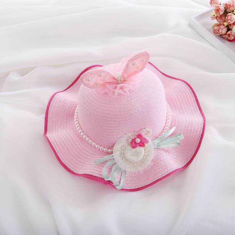 Hat Collection of sunglasses หมวกชาวประมง อื่น ๆ / อื่น ๆ หญิง 2-week-8-year-old cap circumference 52cm, 1-week-3-year-old cap circumference 50cm ชายคาสั้น การเดินทาง อื่น ๆ