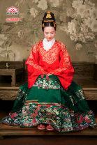 Hanfu 96% and above Winter 2017 Horse face skirt polyester fiber