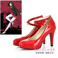 Cosplay accessories Shoes / boots goods in stock Colorful life fashion show cos shoes Cartoon characters