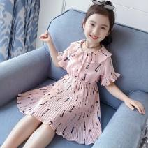 Dress female Other / other Other 100% summer Korean version other Chiffon other Class B 18 months, 2 years old, 3 years old, 4 years old, 5 years old, 6 years old, 7 years old, 8 years old, 9 years old, 10 years old, 11 years old, 12 years old, 13 years old, 14 years old Chinese Mainland Huzhou City