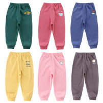 trousers Yuwa double fly neutral 80cm,90cm,100cm,110cm,120cm spring and autumn trousers Korean version middle-waisted other Don't open the crotch Cotton 100% Class A 3 months, 12 months, 6 months, 9 months, 18 months, 2 years old, 3 years old, 4 years old, 5 years old, 6 years old