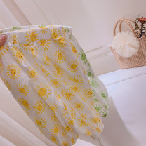 trousers Other / other female For 80cm, about 80, 90cm, about 90, 100cm, about 95, 110cm, about 100 and 120cm, about 110 Black, white, pink, yellow, green trousers Korean version No model cotton 12 months, 9 months, 18 months, 2 years old, 3 years old, 4 years old, 5 years old