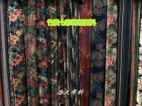 Fabric / fabric / handmade DIY fabric cotton 1, 2, 3, 4, 5, 6, 7, 8, 9, 10, 11, 12, 13, 14, 15, 16, 17, 18, 19 Loose shear rice printing and dyeing clothing 91% (inclusive) - 100% (exclusive)