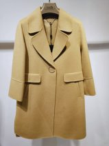 woolen coat Winter of 2018 S,M,L wool 95% and above Only shadow