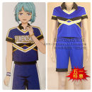 Cosplay women's wear suit Customized Over 8 years old Zizhichuang sister, zizhichuang man, shuojian linyue man, shuojian linyue sister Animation, games 50. M, s, XL, customized Japan Lovely style, campus style, Hanfu Idol dream Festival
