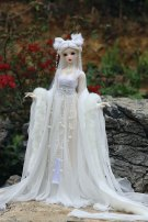 BJD doll zone ancient costume other Over 14 years old Customized Yes