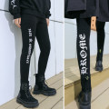 Leggings Spring 2021 Black, black 2 M,L,XL,2XL routine trousers 8125# 25-29 years old 51% (inclusive) - 70% (inclusive)