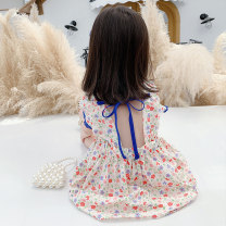 Dress Picture color female Other / other 90cm,100cm,110cm,120cm,130cm Other 100% summer Korean version Skirt / vest other other other H8163 Class B 3, 4, 5, 6, 7 Chinese Mainland Zhejiang Province Huzhou City