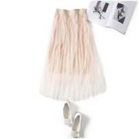 skirt Summer 2020 Average size White, apricot, pink