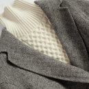 woolen coat Autumn of 2019 S, M Oxford grey, beige other 81% (inclusive) - 90% (inclusive) have cash less than that is registered in the accounts Long sleeves Buckle other other Herringbone pattern Self cultivation D0758 ZOJ 30-34 years old