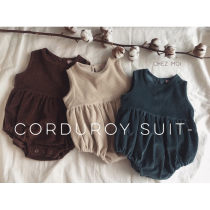 Jumpsuit / climbing suit / Khaki Other / other Class A neutral Brown, blue, beige S code, M code other my home