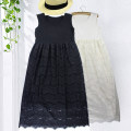 Dress JOJO S. M, l, XL, XXL, XXL, plus XXL Versatile have more cash than can be accounted for summer Solid color Lace