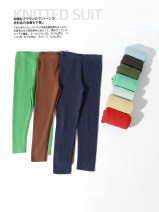 trousers Other / other neutral 110cm,120cm,130cm,140cm,150cm Red, green, Navy, black gray, light blue, light green, army green, grass green, light yellow, brown L5904 L5904 Four, five, six, seven, eight, nine