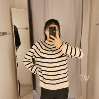 Wool knitwear Winter 2020 S,M,L,XL Navy , Light beige Long sleeves singleton  other More than 95% Regular Other / other