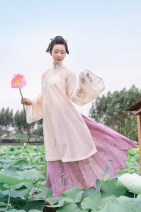 National costume / stage costume Summer 2020 Trapezoidal horse face skirt in stock (3-5 days), round necked cardigan in stock (3-5 days), square necked cardigan in stock (3-5 days) S,M,L,XL A smile