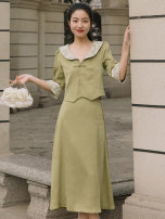 Fashion suit 7375 Summer 2021 25-35 years old Set Items  S,M,L