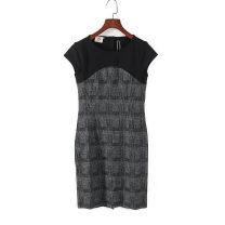 Dress Spring of 2019 black
