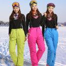 Ski pants neutral MARSNOW 501-1000 yuan S,M,L,XL,XXL Winter 2017 China polyester fiber blending Space cotton other Ski pants