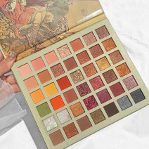 Eye shadow China no MUGE LEEN Normal specification 8 colors and above Any skin type 3 years Eyeshadow Compact