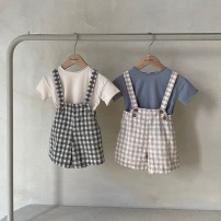 trousers Other / other neutral summer shorts Korean version rompers Leather belt Don't open the crotch XX 12 months, 2 years, 3 years, 4 years, 5 years